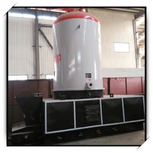Multi coil type thermic oil heater for petroleum industry