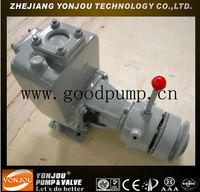 ZFL Hand Bilge Pump (Belt Driven Pump with Manual Clutch)