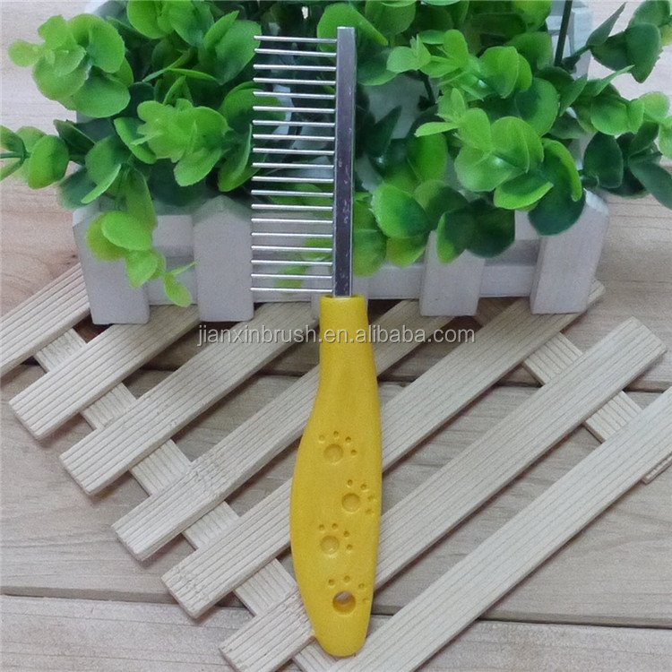 Personalized combs for your lovely pet dog pet hair groomer