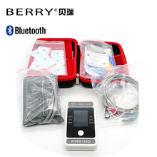 bluetooth blood pressure monitor with pulse oximeter
