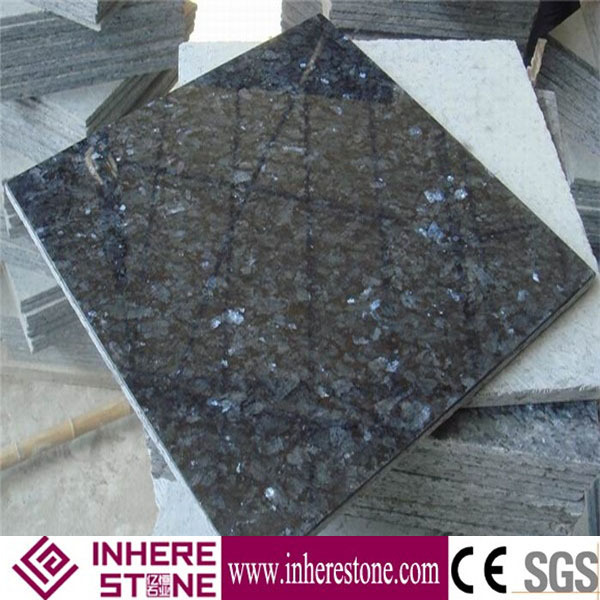 Swimming pool granite tile, blue pearl granite