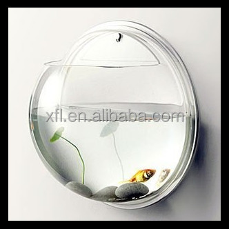 High Polished Professional Design Ball Fish Tank/Jellyfish For Tank Clear/Nice Fish Tank