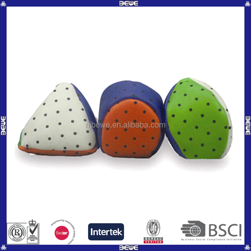 Made in china cloth juggling ball
