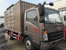 3-5tons used china sinotruk truck sale in Dubai