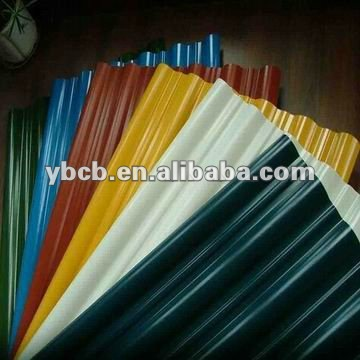Metal Roofing sheet/color coated steel coil / ppgi/gi