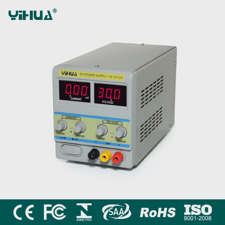 YIHUA-3010D 30V 10A dc power supply