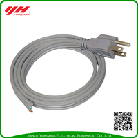High cost-effective 100% copper power supply cord