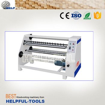 Helpful Brand Shandong Weihai PVC cutting machine HZ-FQD1400,Sheeting machine,paper roll cutting machine