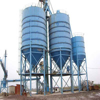 High-Quality Bolted Silos for Grain Used