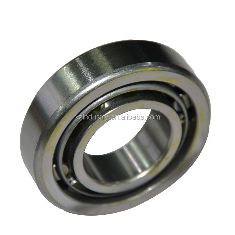 stainless steel single row full complement cylindrical roller ball bearing NU206