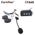 Motorcycle helmet wireless BT intercom headpset for motorcycle riders