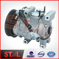 TOYOTA VIZI 06 12V PV6 120MM China Auto Car Air Compressor