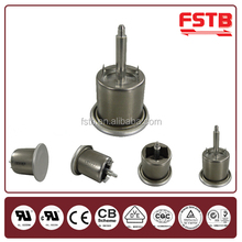 Bimetal disc thermostat for rice cooker/KSD312