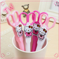 free sample pictures of stationery items ,cute cat design pink plastic ballpoint pen brands promotional