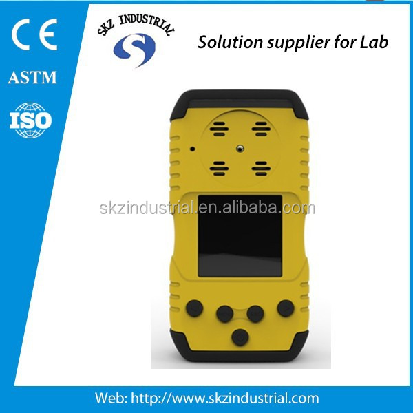 Combustible gas Ex LEL CH4 CO H2S O2 gas detector