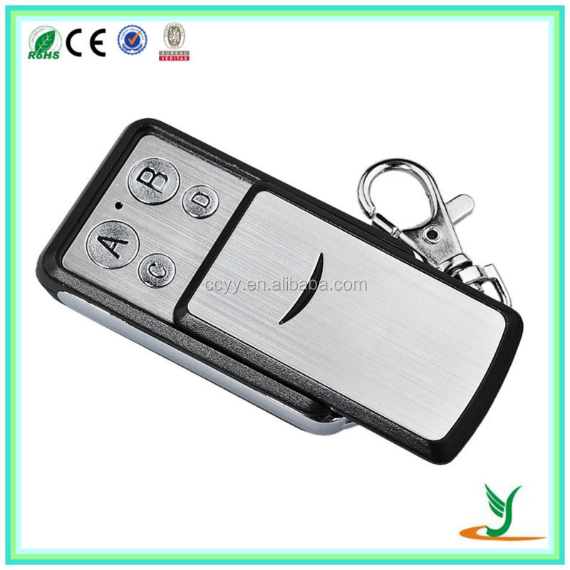 brand new remote control sliding door motor replacement remote control 12vdc 433/315Mhz