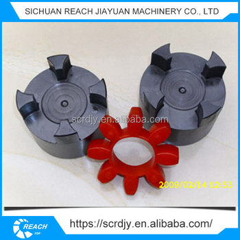 phosphating rubber spider coupling