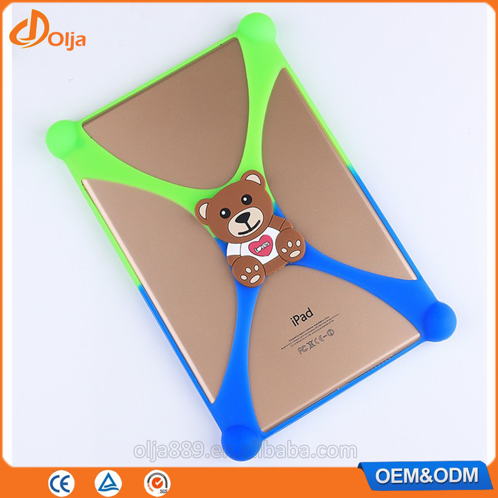 2017 silicone protective case for lenovo tablet for kids shockproof case for tablet case for insignia flex 10.1