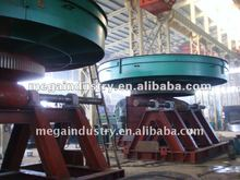 pelletizing plant for iron ore