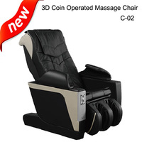 New Luxury Cheap Commercial Grade Massage Chair/Coin Operated Vending Massage Chair