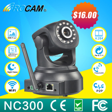 New Year Promotion Plug and Play PC Camera/Webcam, IP Camera for Smart Home System/Central Monitoring Alarm System