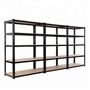 Heavy duty adjustable shelving unit/garage warehouse shelves/storage system racking