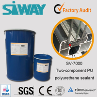 Two-part Polyurethane Sealant for Insulating Glass Secondary Seal