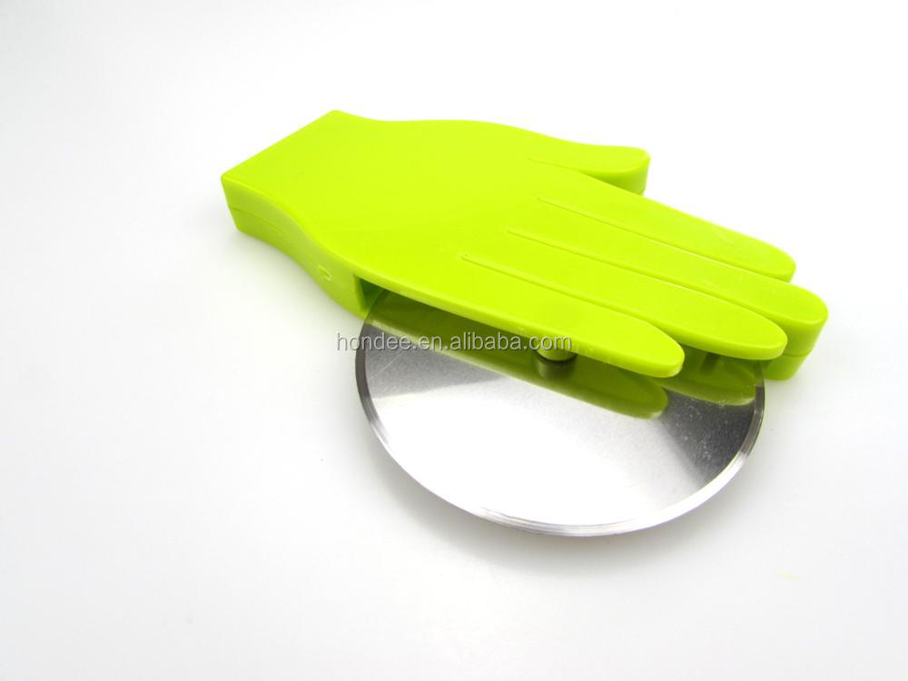 Good Quality Hot Sale and new design Plastic Pizza Wheel Cutter
