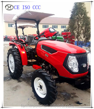 Huaxia brand 4X4 multi-purpose mini farm tractor with shuttle shifts