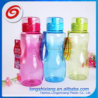 2015 bullet type thermos bottle,recycled bpa free plastic water bottle,bpa free 580ml plastic water bottles