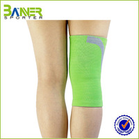 2016 good qaulity nylon spandex knee support