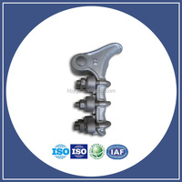NLL series tension clamp for ADSS OPGW cables Bolt type Strain Clamp dead end clamp