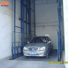 four post outdoor hydraulic car lift for sale