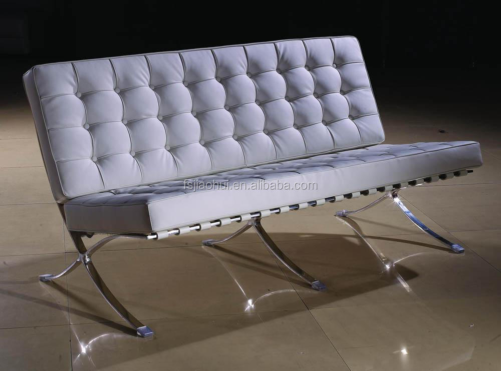 JH-F211 Product Details Barcelona Style Modern Pavilion Chair Couch Sofa