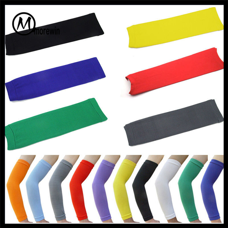 Morewin brand elastic custom arm sleeves
