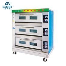 CE ISO Approved Manufacture Six Trays Electric Arabic Bread Oven