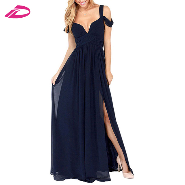 Cheap Summer Chiffon Evening Formal Party Cocktail Bridesmaid Prom Dress