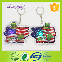 China supplier cheap keychain attractive promotion gifts
