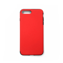 Hoshen Original Design Top Quality Red Waterproof TPU Back Housing Cell Phone for iPhone 6/7
