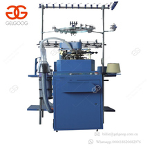 Full Computer Double Cylinder Automatic Needles Making Sock Knitting Socks Machine Price On Sale