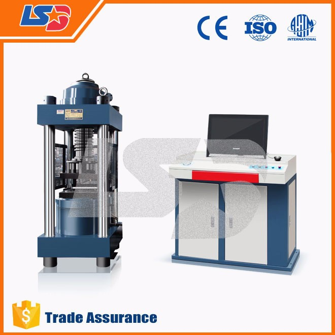 LSD TSY-1000A Computer Auto Concrete Strength Tester