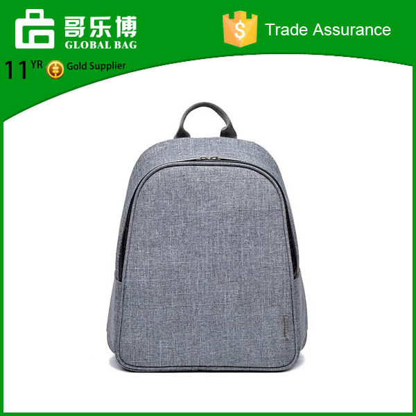 Yiwu Manufacturer 2017 New Travel Diaper Bag Backpack