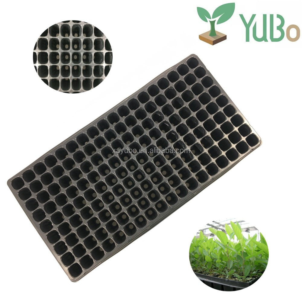Hot Sale 162 Cell Seedling Plug Tray For Nursery