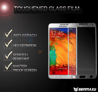 Smart Phone Touch Screen Tempered Glass Film for Samsung Note3