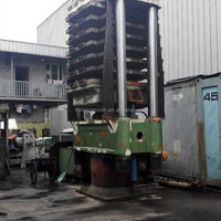 Used EVA Vulcanizing Press Used Old