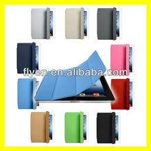 Smart Cover For iPad 2 3 4 mini Smart Cover Ultra Slim Smart Cover PU Leather Case Wholesale Cheap Lot Cases Covers blue