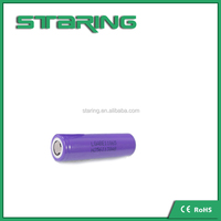 High power LGABE1 3200mah lithium ion battery cell LG E1