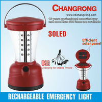 china supplier outdoor usage camping led solar lantern