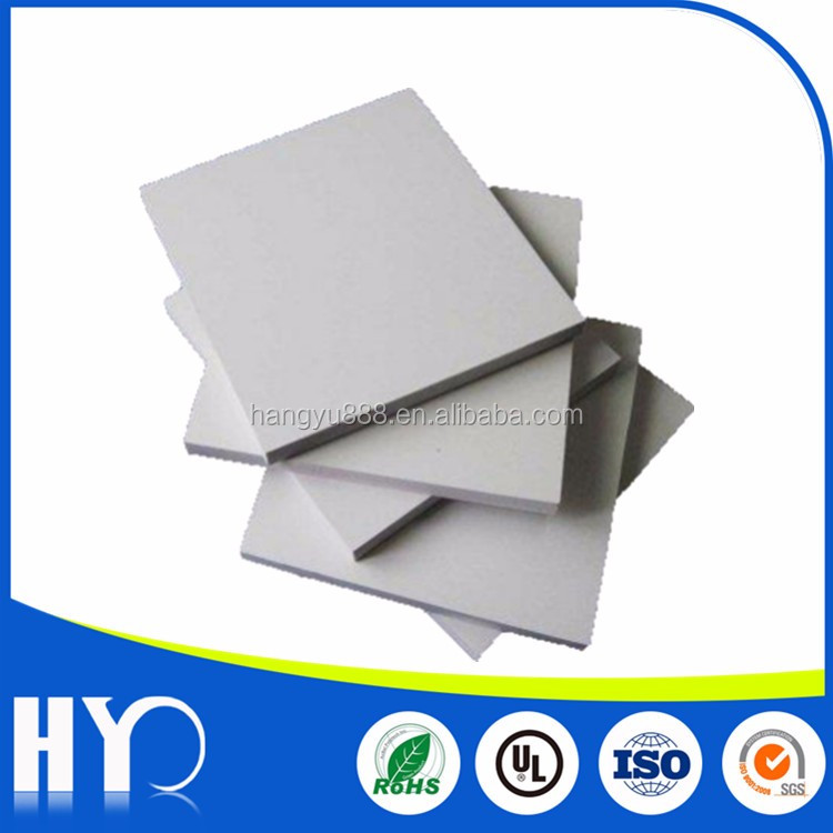 HY transparent pvc rigid sheet/ clear pvc sheet / 50mm thickness pvc sheets