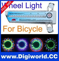 LED Bicycle Wheel Light for car bike tire led wheel flash light